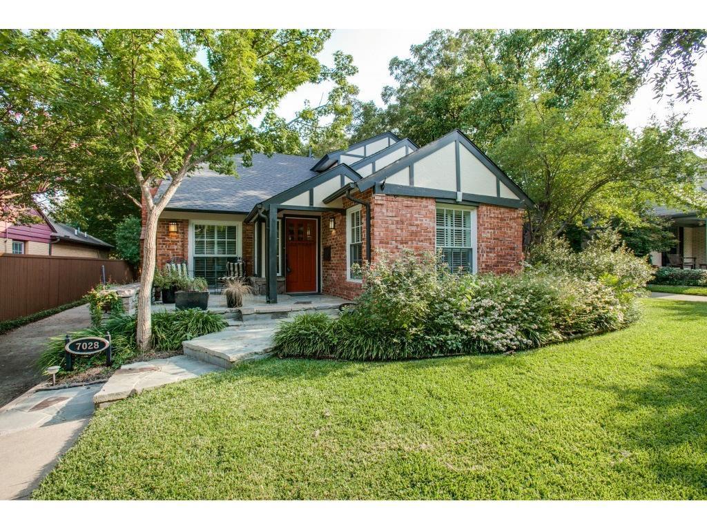 Sold Property   7028 Westlake Avenue Dallas, Texas 75214 1