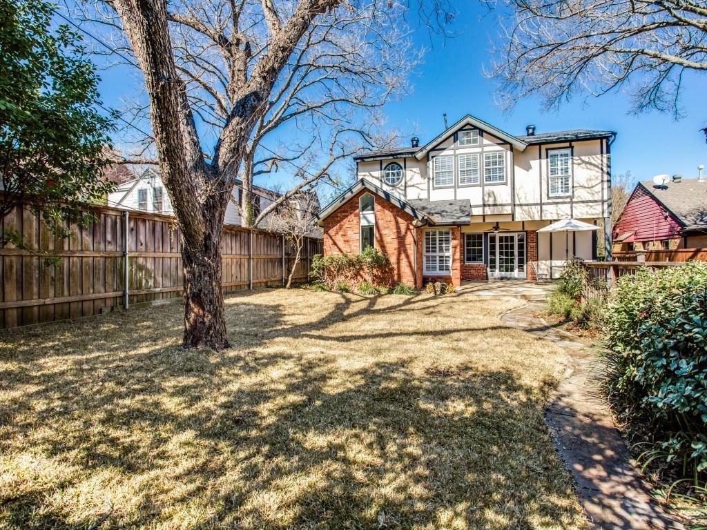 Sold Property   7028 Westlake Avenue Dallas, Texas 75214 20