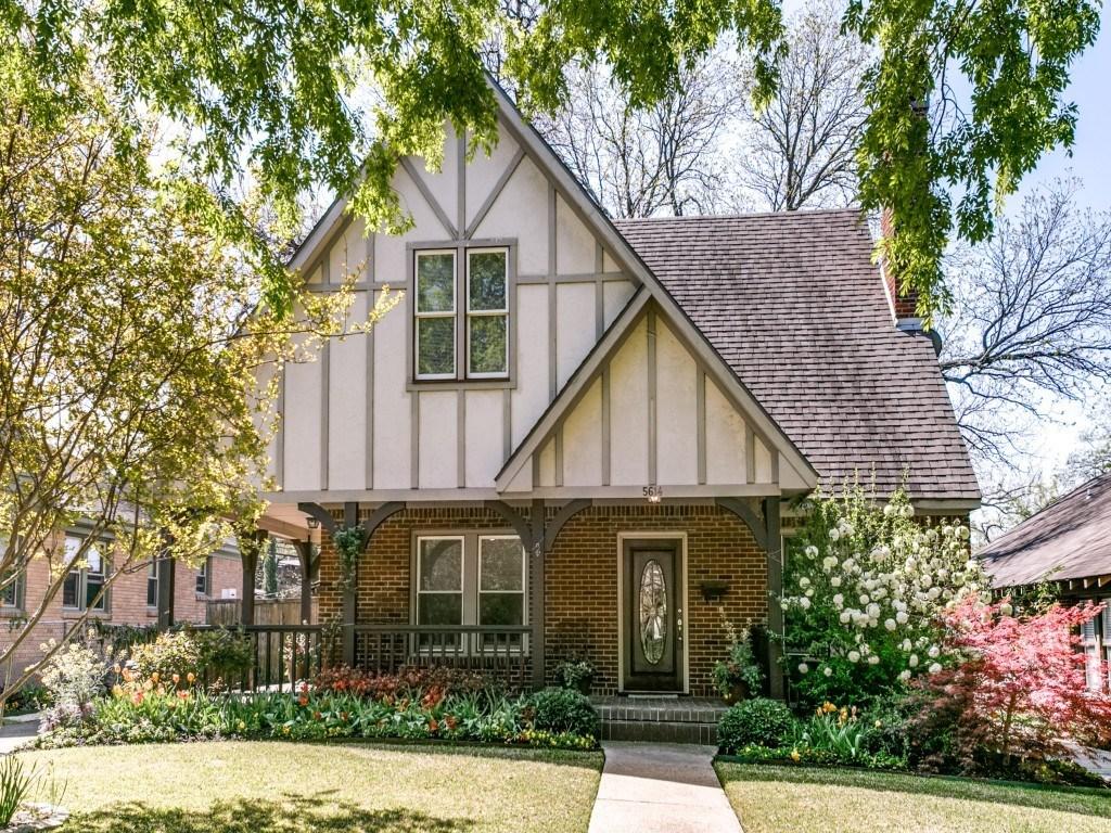 Sold Property | 5614 Vanderbilt  Avenue Dallas, TX 75206 0
