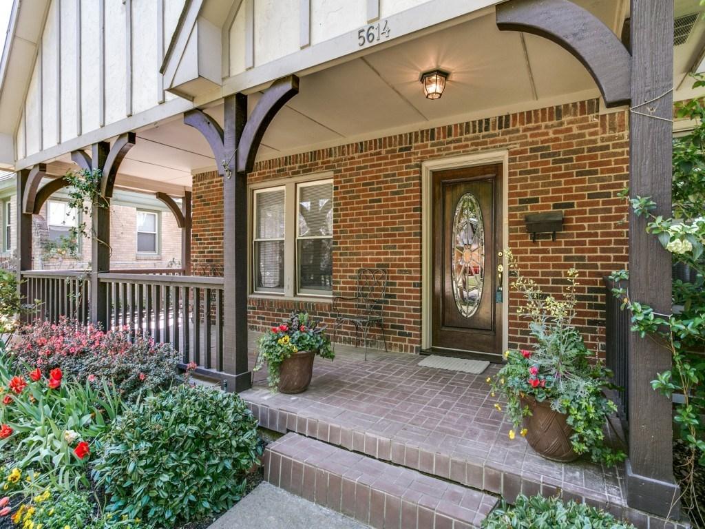 Sold Property | 5614 Vanderbilt  Avenue Dallas, TX 75206 1