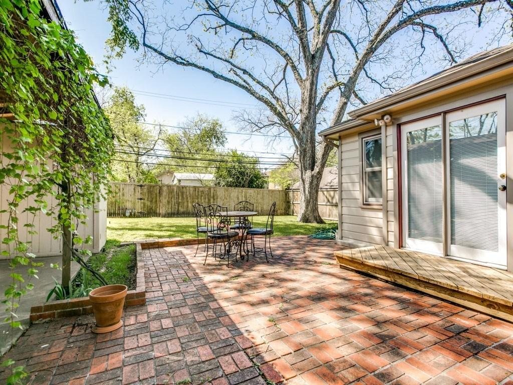 Sold Property | 5614 Vanderbilt  Avenue Dallas, TX 75206 22