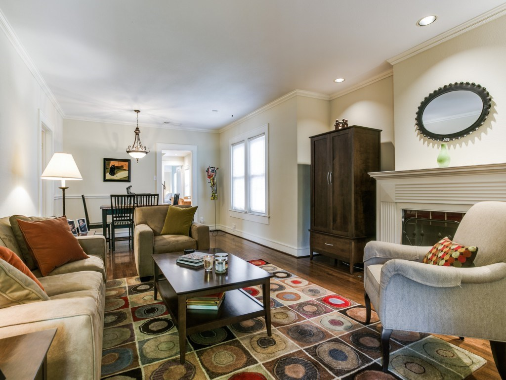 Sold Property | 5614 Vanderbilt  Avenue Dallas, TX 75206 3