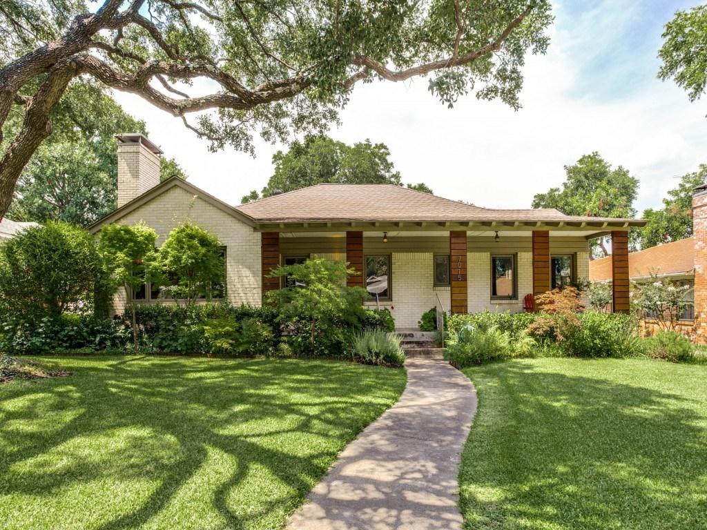 Sold Property | 7015 Southridge  Drive Dallas, TX 75214 0