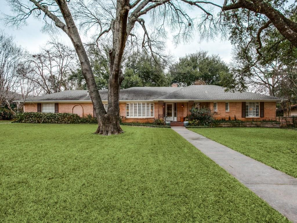 Sold Property | 7065 Hillgreen  Drive Dallas, TX 75214 0