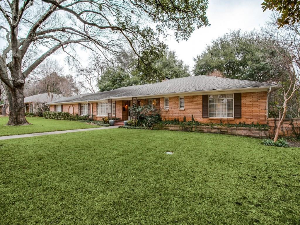 Sold Property | 7065 Hillgreen  Drive Dallas, TX 75214 1