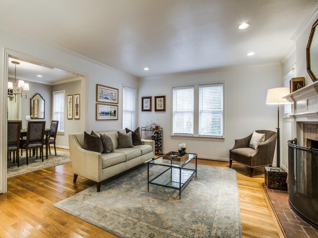 Sold Property | 6914 Patricia Avenue Dallas, Texas 75223 3