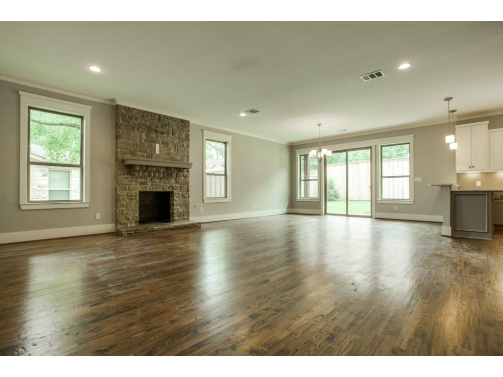 Sold Property | 6451 Vanderbilt  Avenue Dallas, TX 75214 5