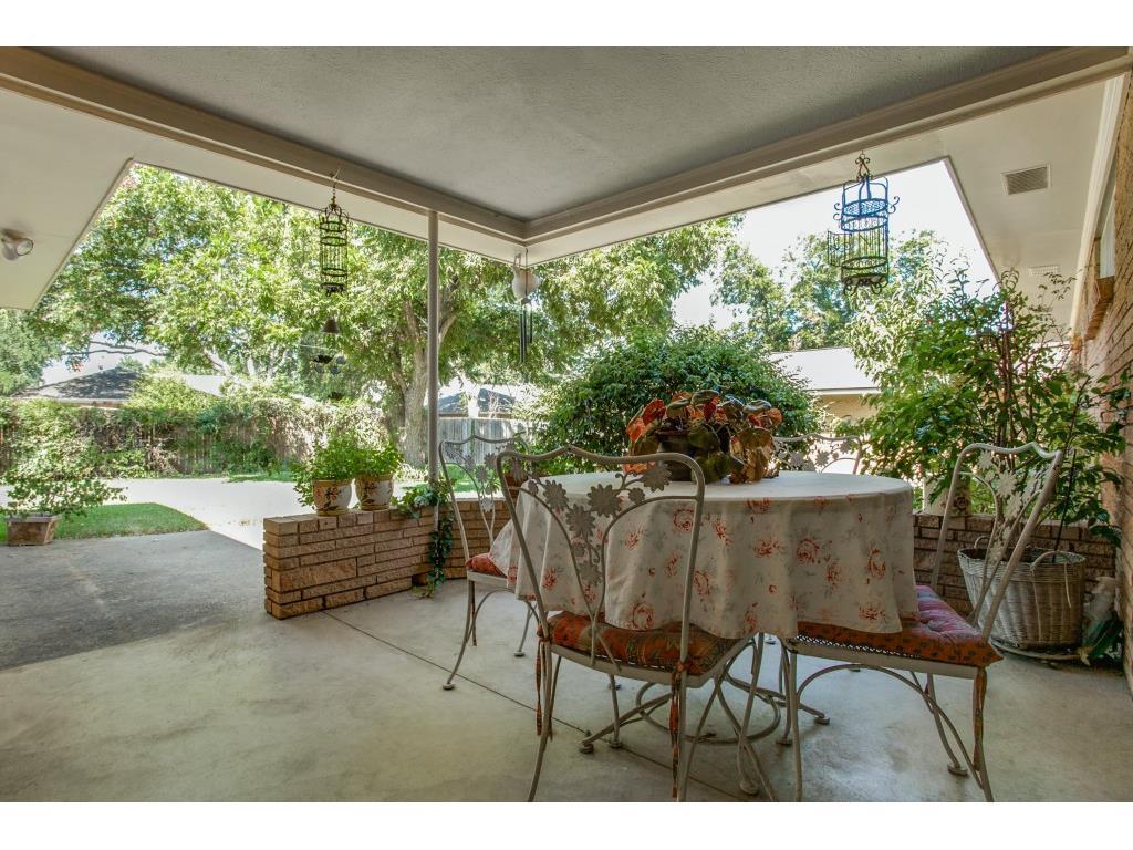 Sold Property | 6241 Annapolis  Lane Dallas, TX 75214 21