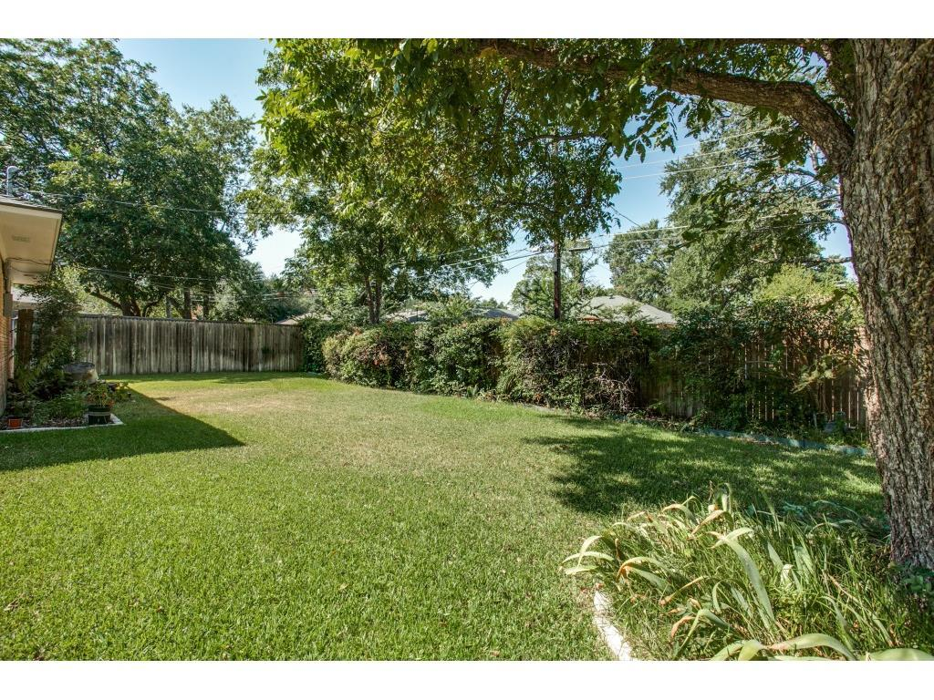 Sold Property | 6241 Annapolis  Lane Dallas, TX 75214 23