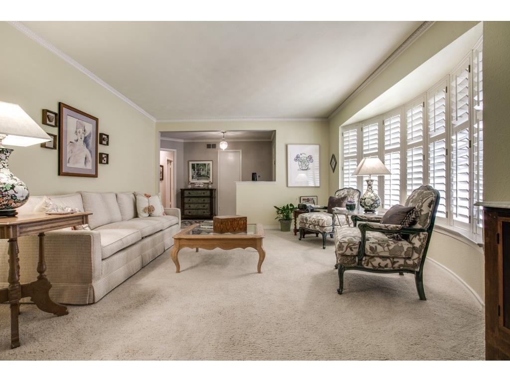Sold Property | 6241 Annapolis  Lane Dallas, TX 75214 3