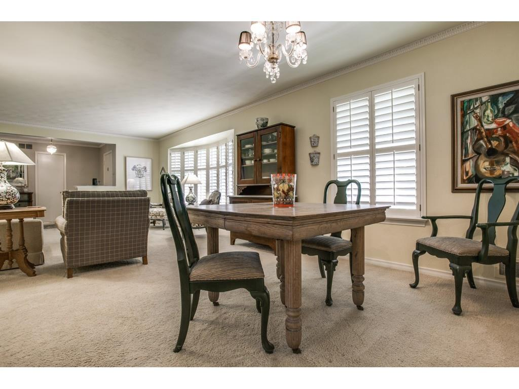 Sold Property | 6241 Annapolis  Lane Dallas, TX 75214 5