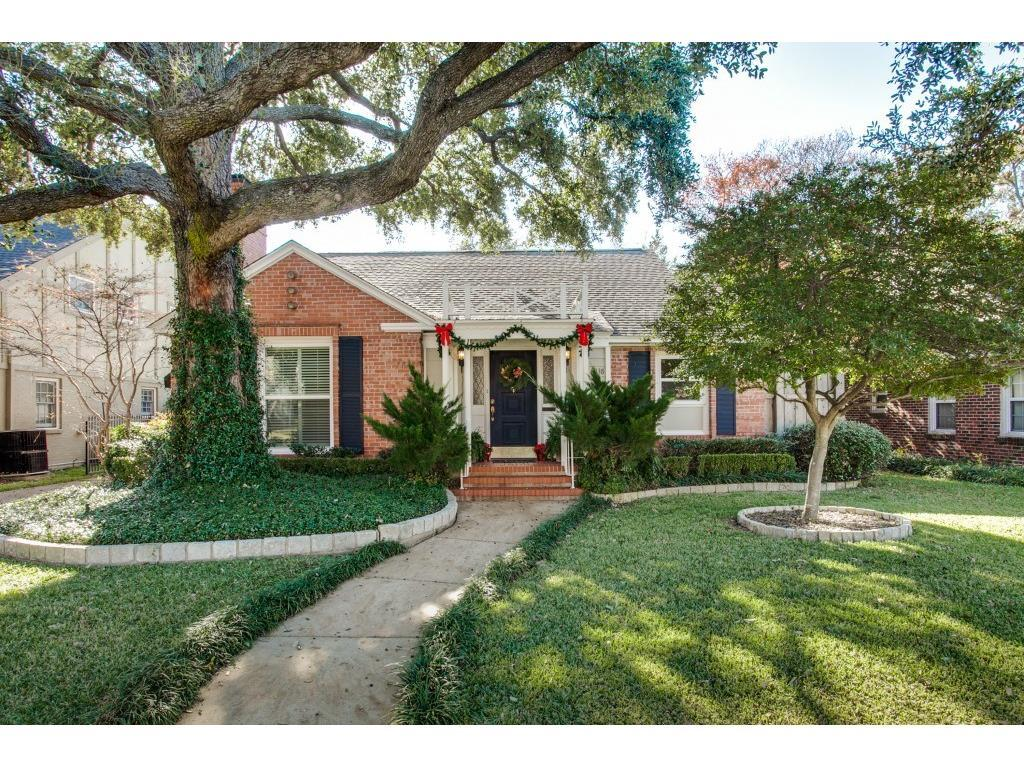 Sold Property | 6038 Revere  Place Dallas, TX 75206 0