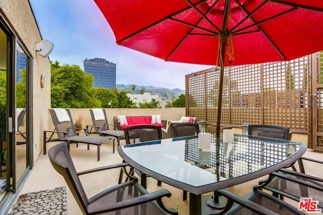 Closed | 930 N WETHERLY  Drive #302 West Hollywood, CA 90069 42