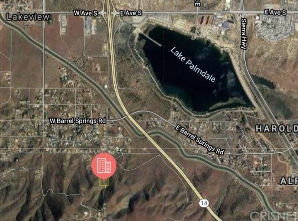 Closed | 0 El Camino Drive Palmdale, CA 93551 0