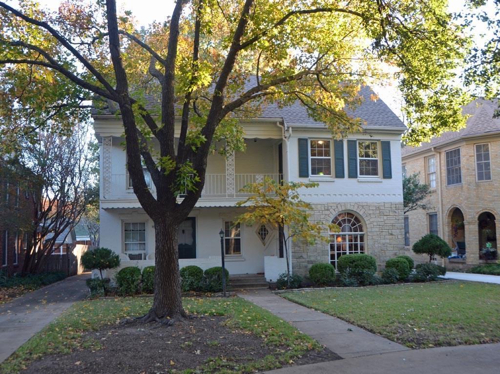 Leased | 5930 Marquita Avenue Dallas, Texas 75206 1
