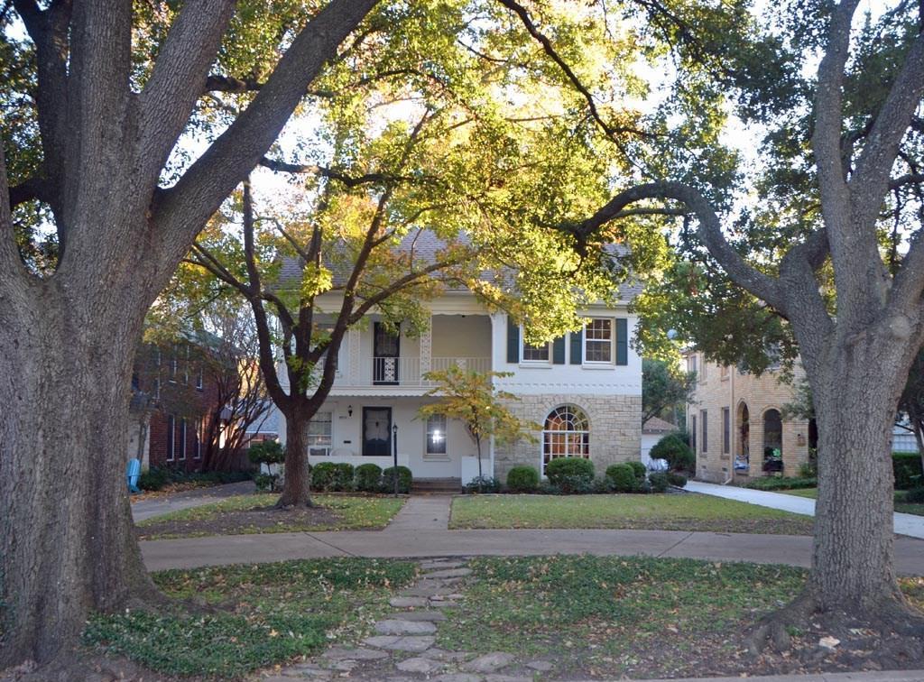 Leased | 5930 Marquita Avenue Dallas, Texas 75206 2