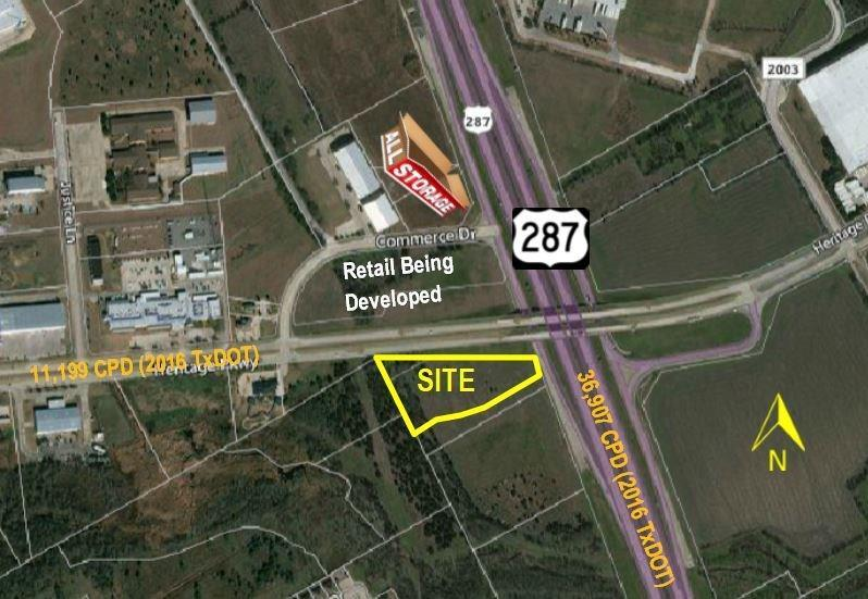 Active | 600 Highway 287  Mansfield, TX 76063 0