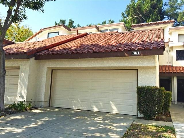 Closed | 861 Wabash  Court Claremont, CA 91711 0