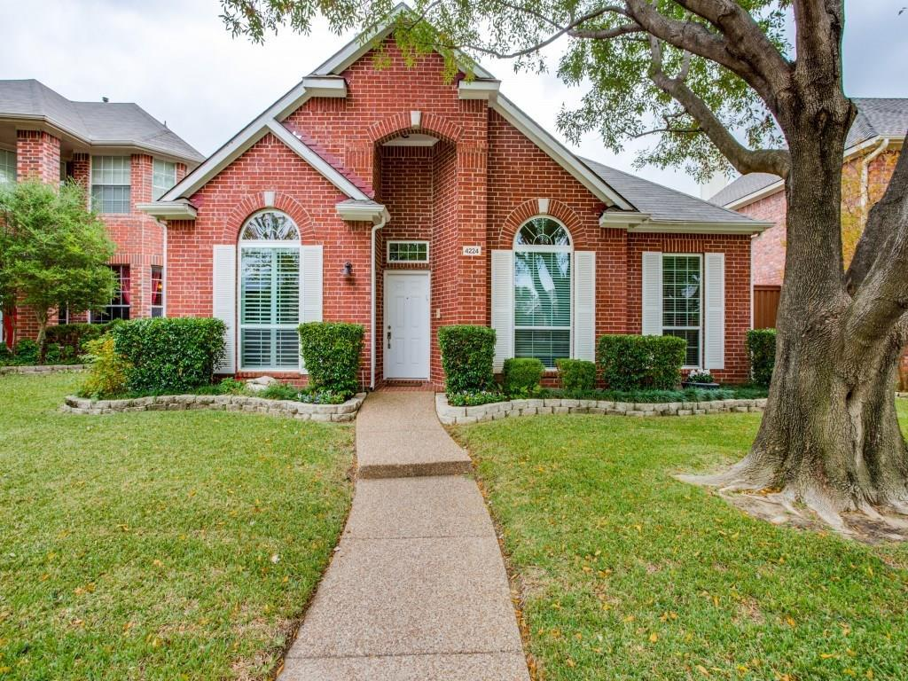 Sold Property | 4224 Briarbend Road Dallas, Texas 75287 0