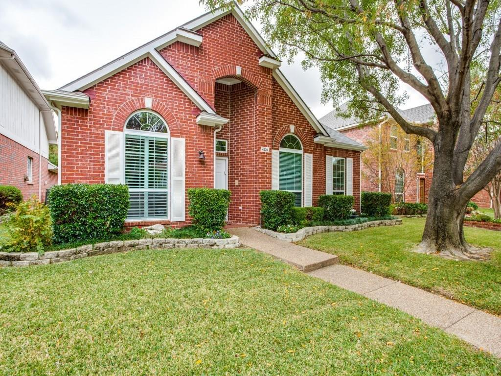 Sold Property | 4224 Briarbend Road Dallas, Texas 75287 1