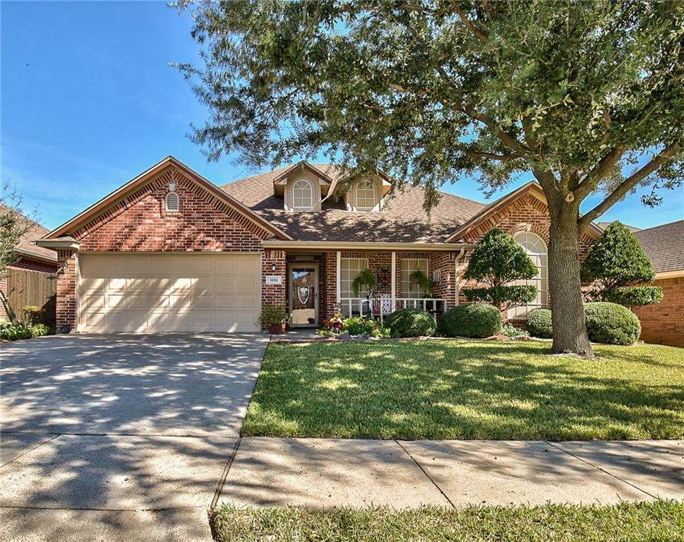 Sold Property | 1000 Rolling Meadows Drive Burleson, Texas 76028 0