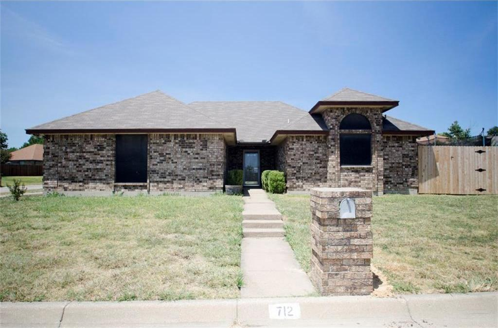 Sold Property | 712 Blue Haze Drive Fort Worth, Texas 76108 0