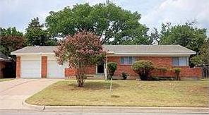 Leased | 7008 Overhill Road Fort Worth, Texas 76116 0