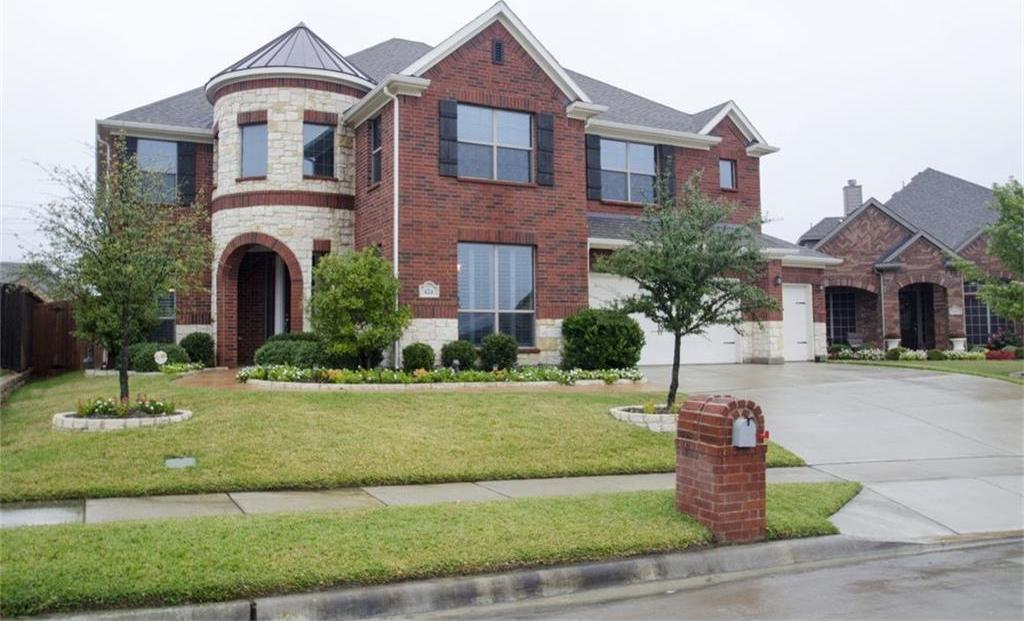 Sold Property | 424 Aylesbury Drive Roanoke, TX 76262 0