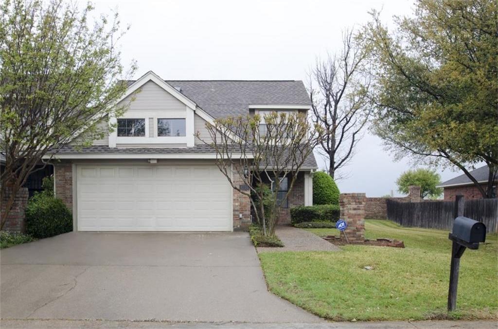 Sold Property | 4716 Village Oak Drive Arlington, Texas 76017 1