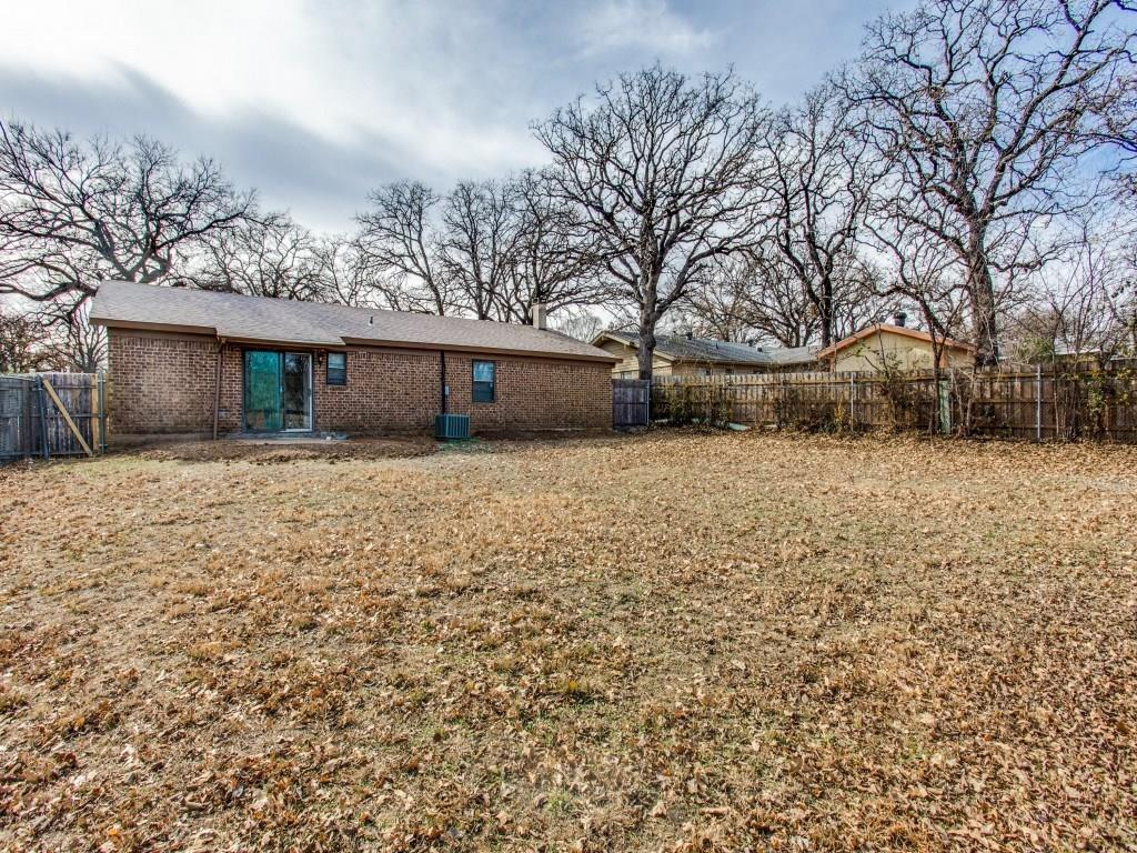 Sold Property | 5527 Macarthur Drive Fort Worth, Texas 76112 16