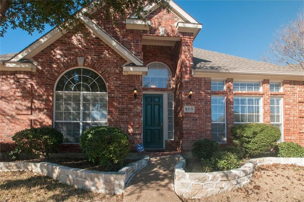 Sold Property | 8513 Mustang Drive Irving, Texas 75063 1