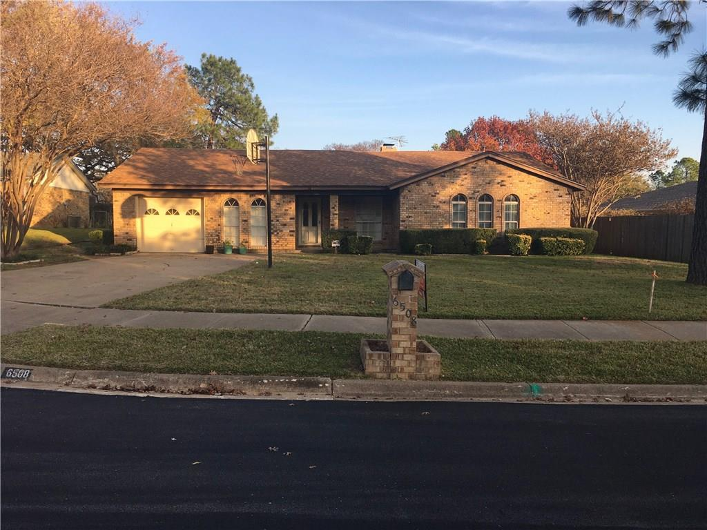 Leased | 6508 Jerry Court North Richland Hills, Texas 76182 0