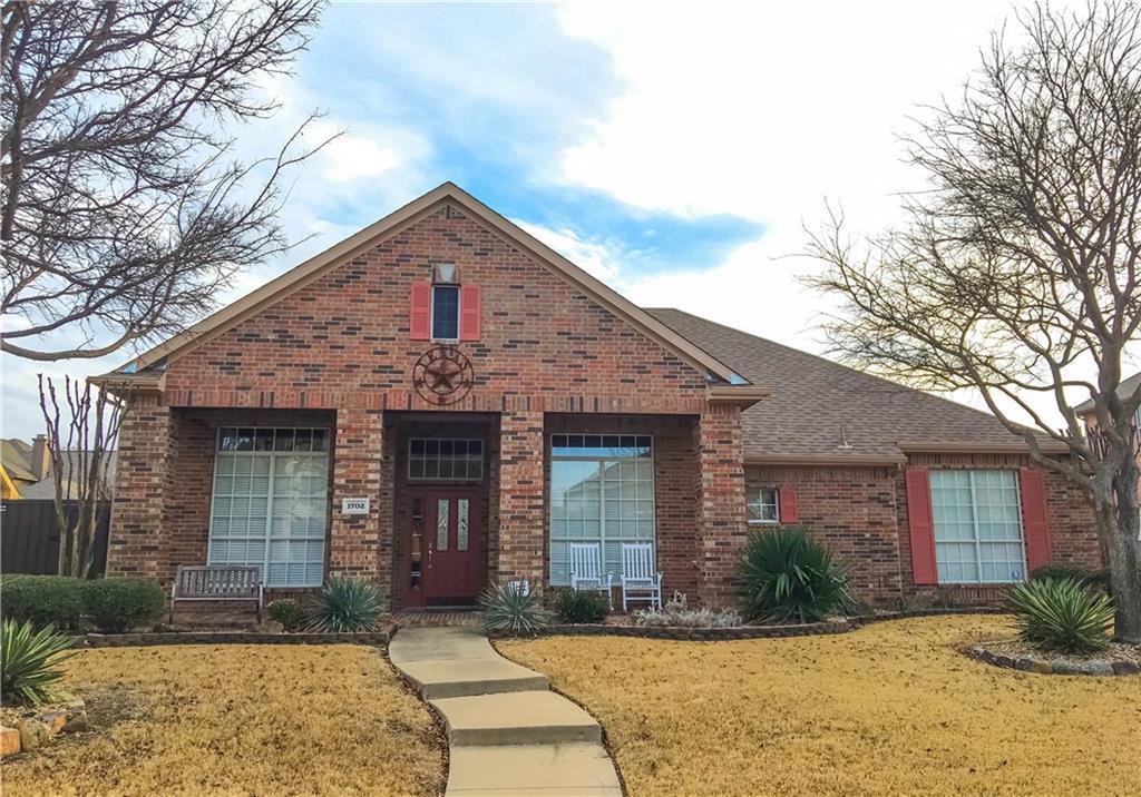 Sold Property | 1702 Harvest Glen Drive Allen, Texas 75002 0