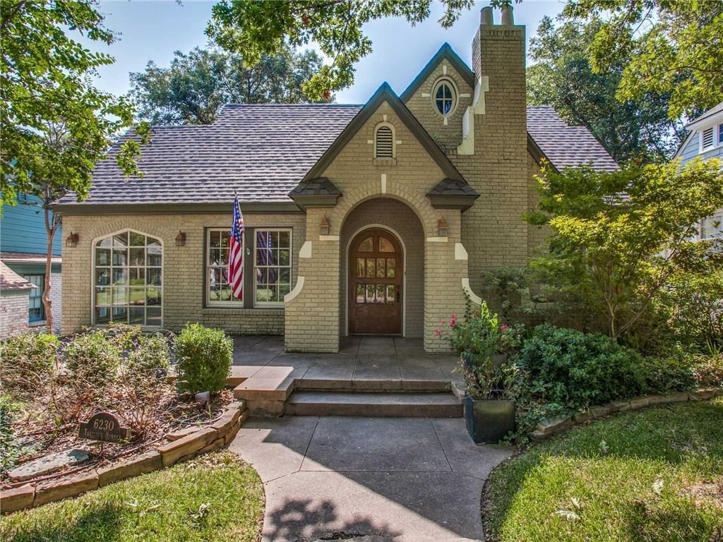 Sold Property | 6230 Tremont Street Dallas, Texas 75214 1