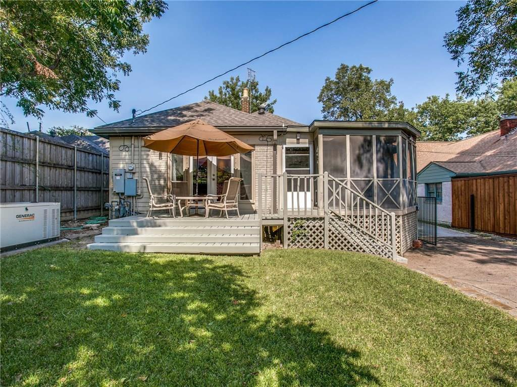 Sold Property | 6230 Tremont Street Dallas, Texas 75214 23