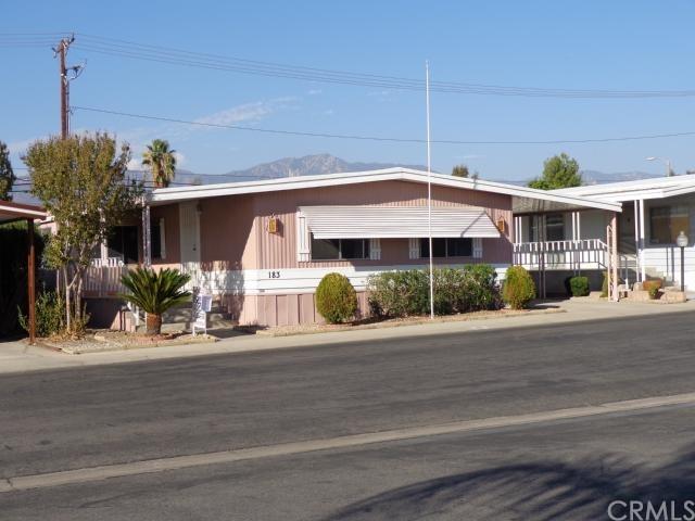 Closed | 626 N DEARBORN   #183 Redlands, CA 92374 0