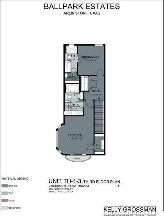 Pending   1211 Beaconsfield Lane #601 Arlington, Texas 76011 5