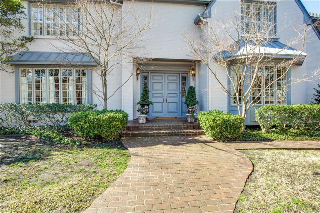 Sold Property | 4815 Saint Johns Drive Highland Park, TX 75205 1