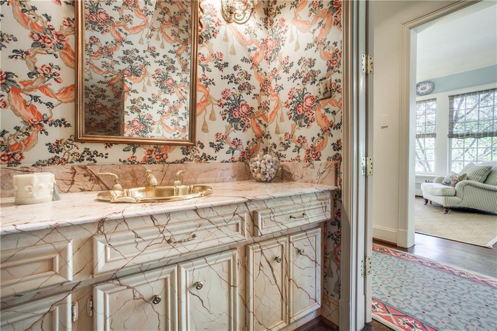 Sold Property | 4815 Saint Johns Drive Highland Park, TX 75205 18