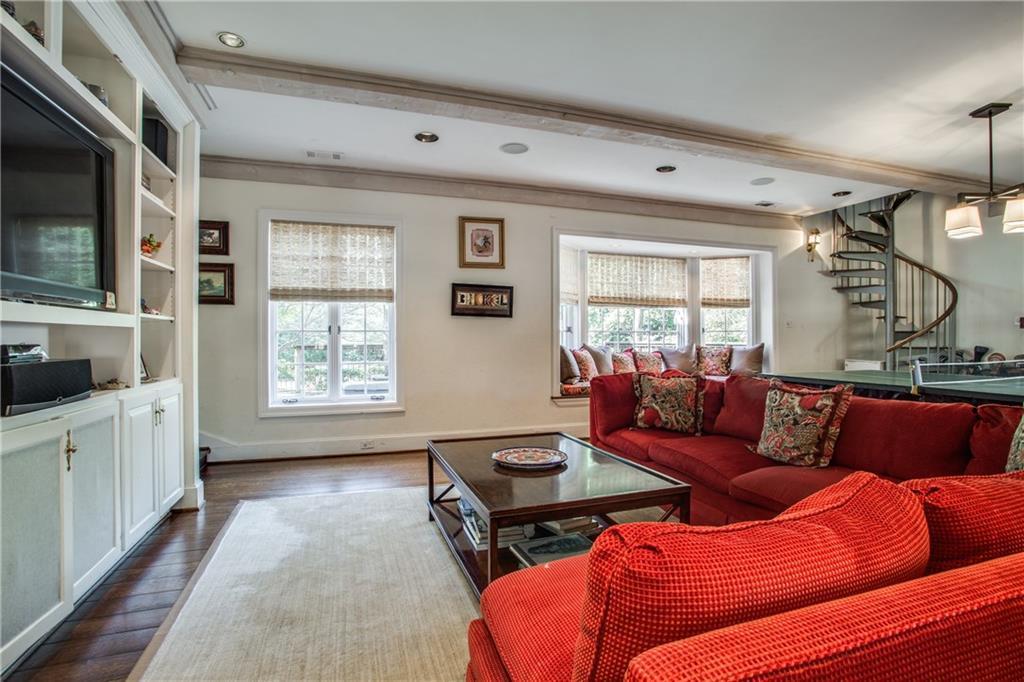 Sold Property | 4815 Saint Johns Drive Highland Park, TX 75205 30