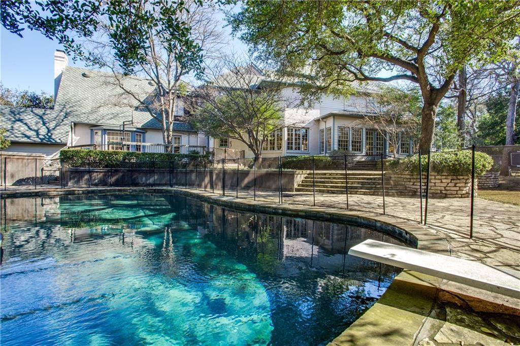 Sold Property | 4815 Saint Johns Drive Highland Park, TX 75205 32