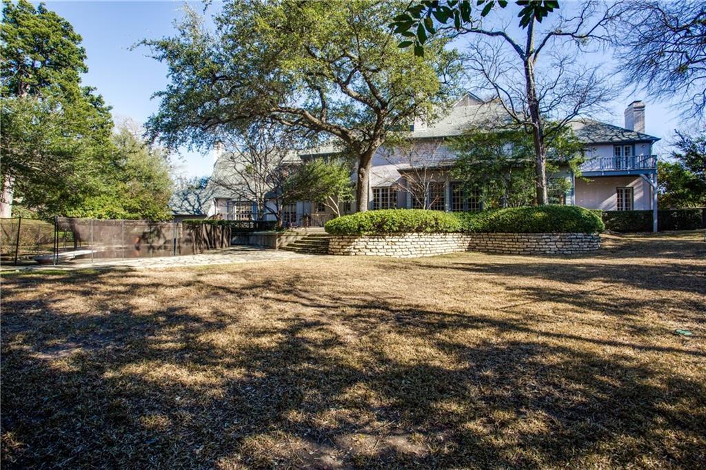 Sold Property | 4815 Saint Johns Drive Highland Park, TX 75205 34