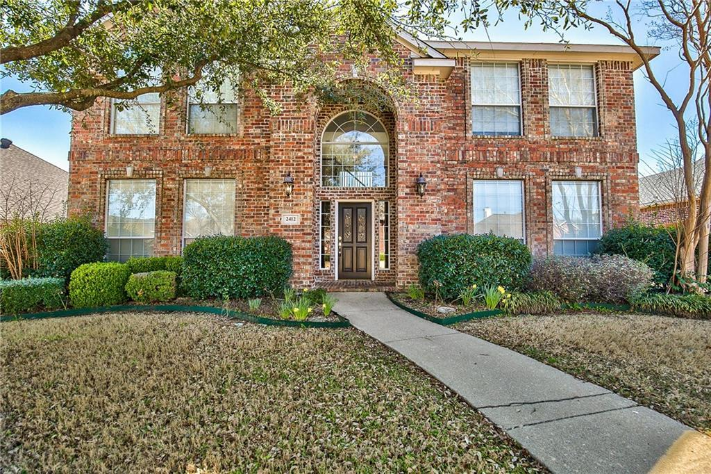 Leased | 2412 Frosted Green Lane Plano, Texas 75025 1