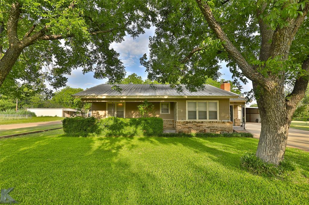 Active Option Contract | 432 Kennedy  Street Clyde, TX 79510 0