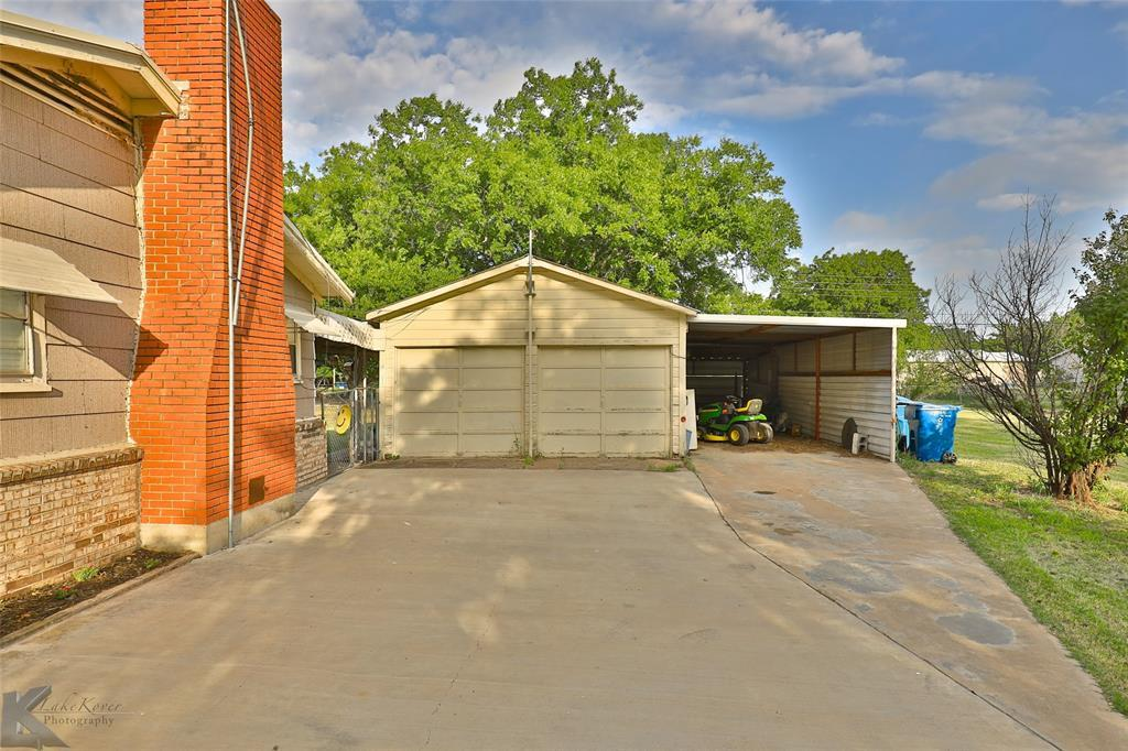 Active Option Contract | 432 Kennedy  Street Clyde, TX 79510 16