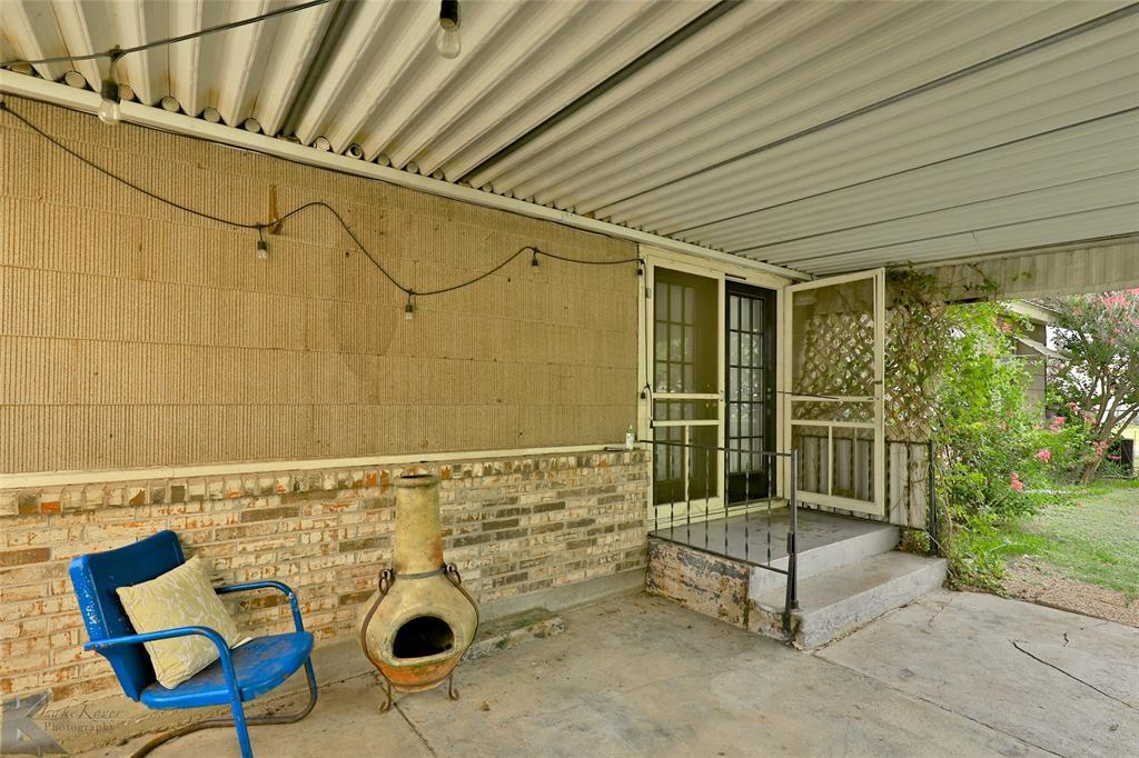 Active Option Contract | 432 Kennedy  Street Clyde, TX 79510 18