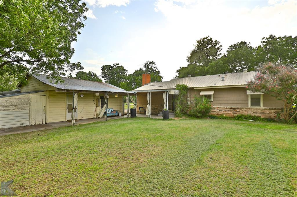 Active Option Contract | 432 Kennedy  Street Clyde, TX 79510 19