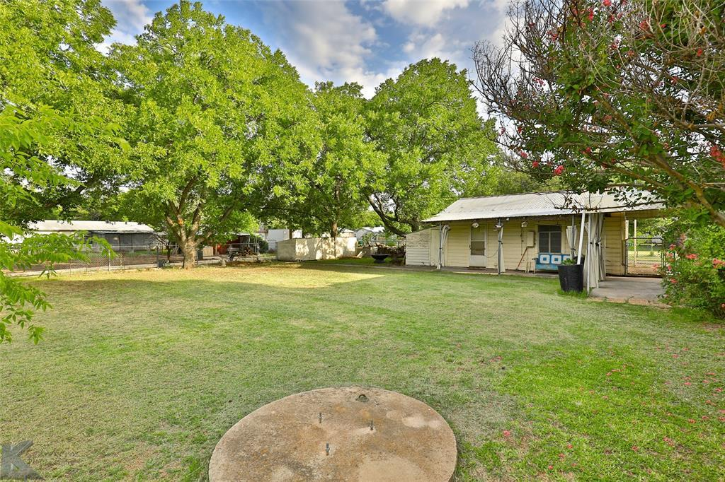 Active Option Contract | 432 Kennedy  Street Clyde, TX 79510 20