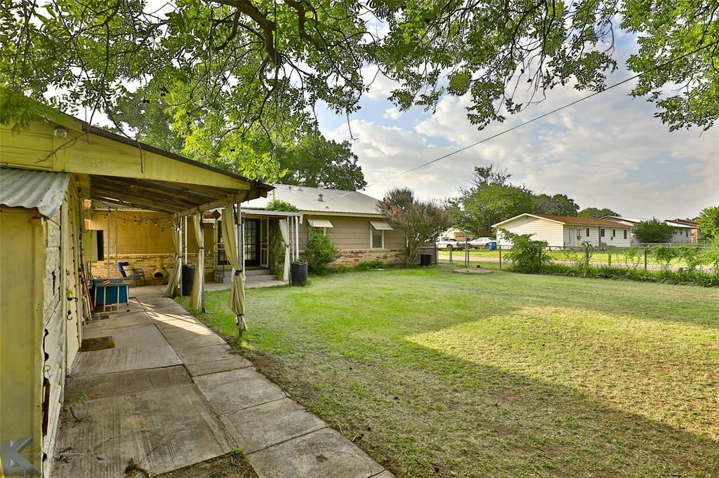 Active Option Contract | 432 Kennedy  Street Clyde, TX 79510 22