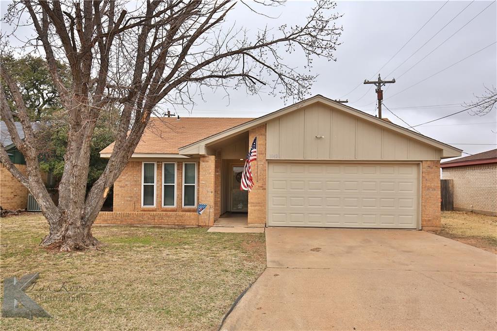 Sold Property | 1042 Baylor Street Abilene, Texas 79602 0
